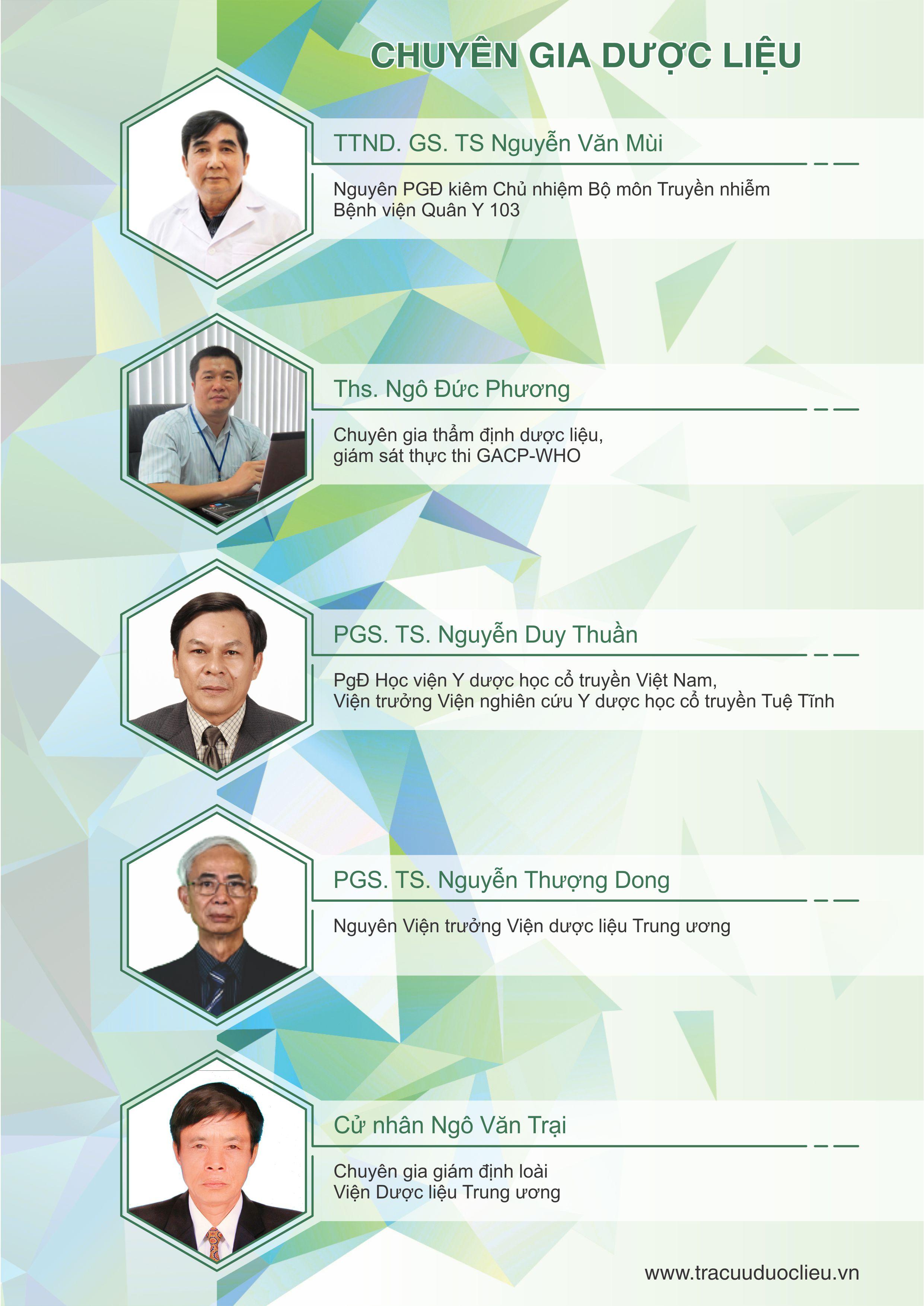 Chuyên gia dược liệu 1